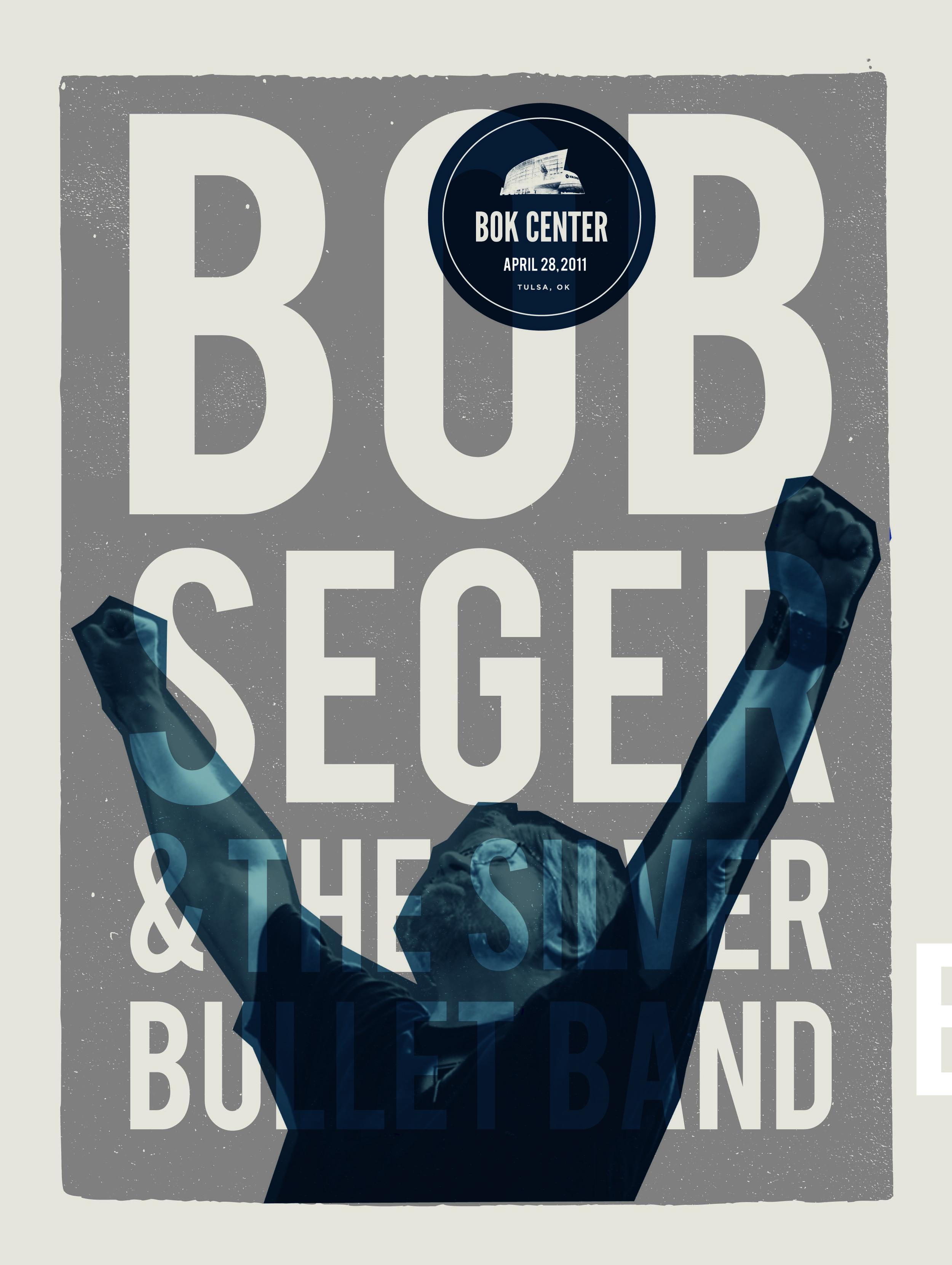 Bob Seger Poster