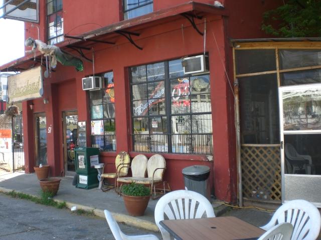 Store Front Pub