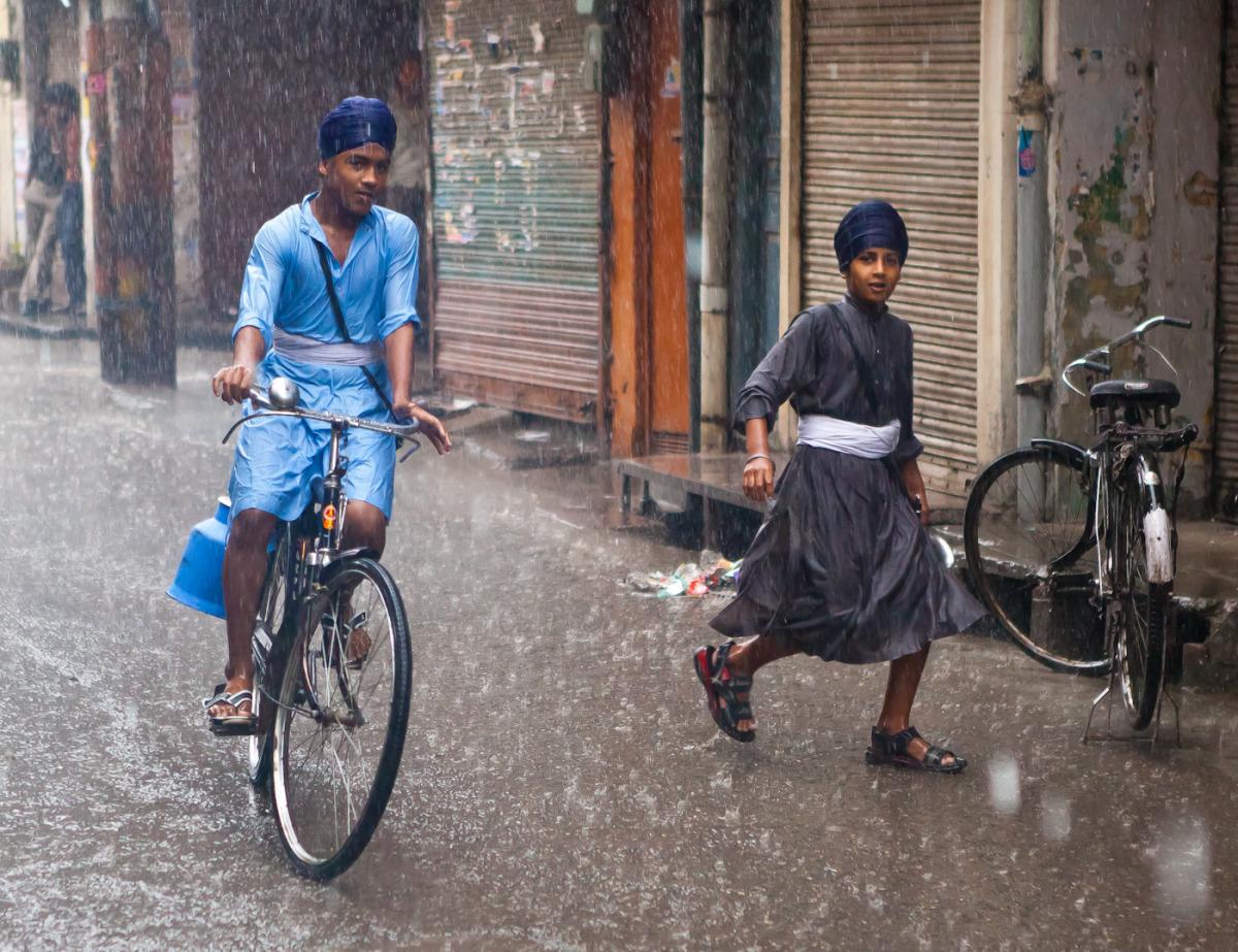 Mel Boyle - Sikh Cycles