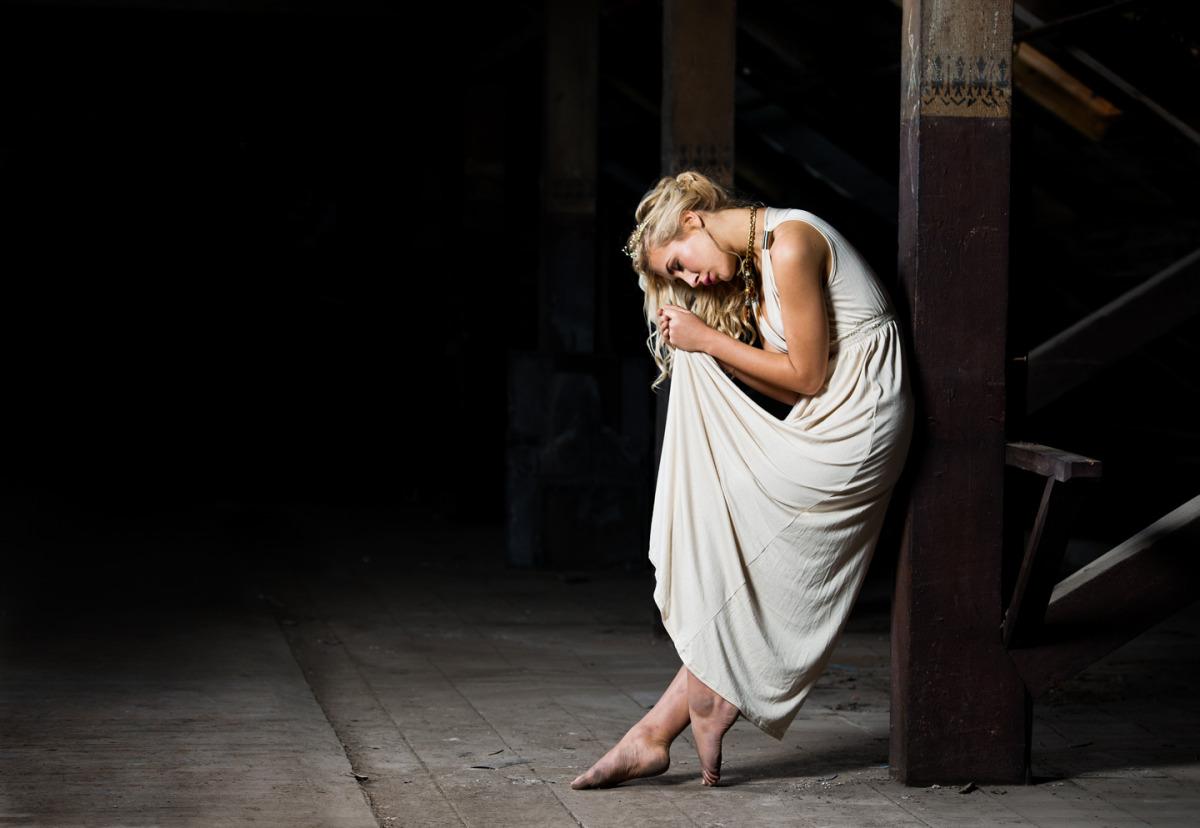 The Forgotten Ballerina