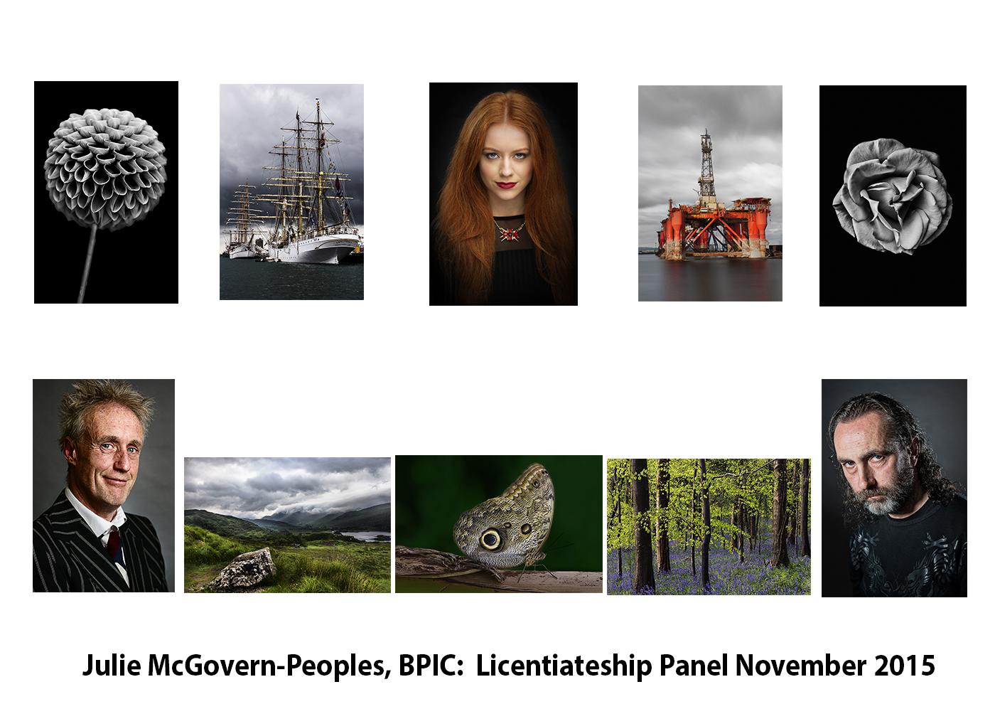 Julie McGovern-Peoples LIPF