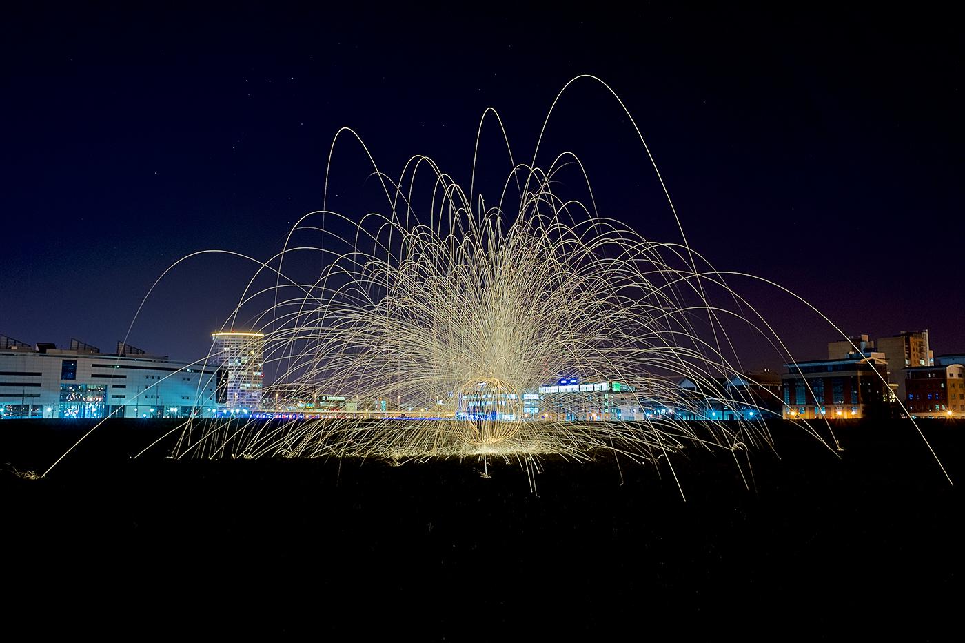 Mar 2016 - Belfast at Night