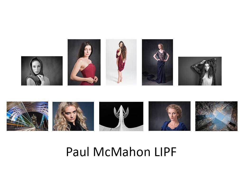 Paul McMahon LIPF LRPS