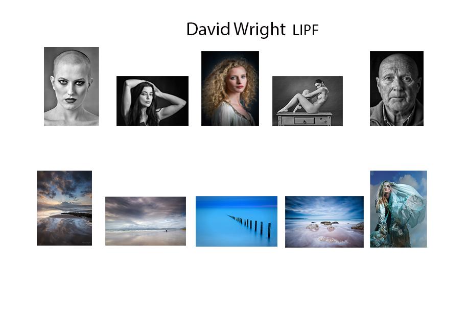 David Wright LIPF