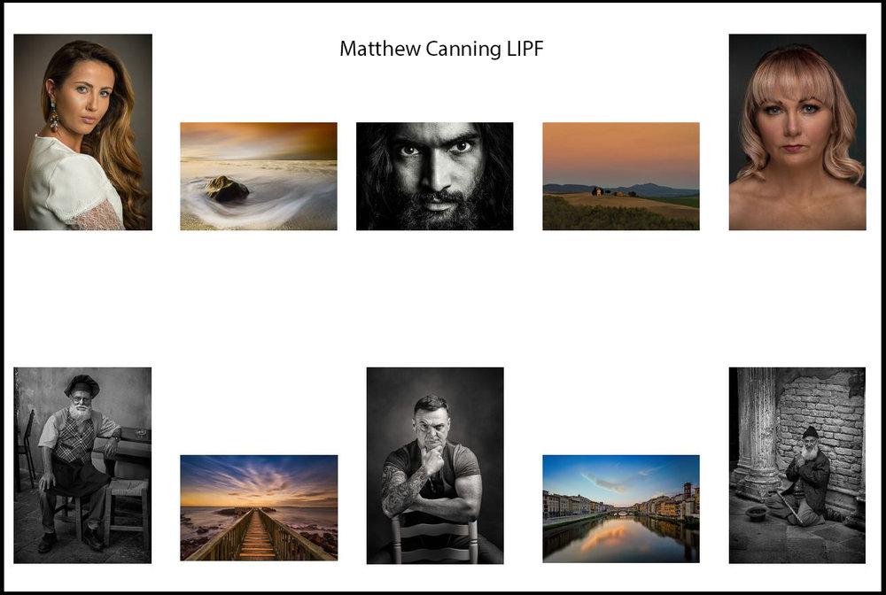 Matthew Canning LIPF