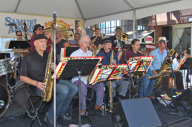 The Contemporary Jazz Orchestra