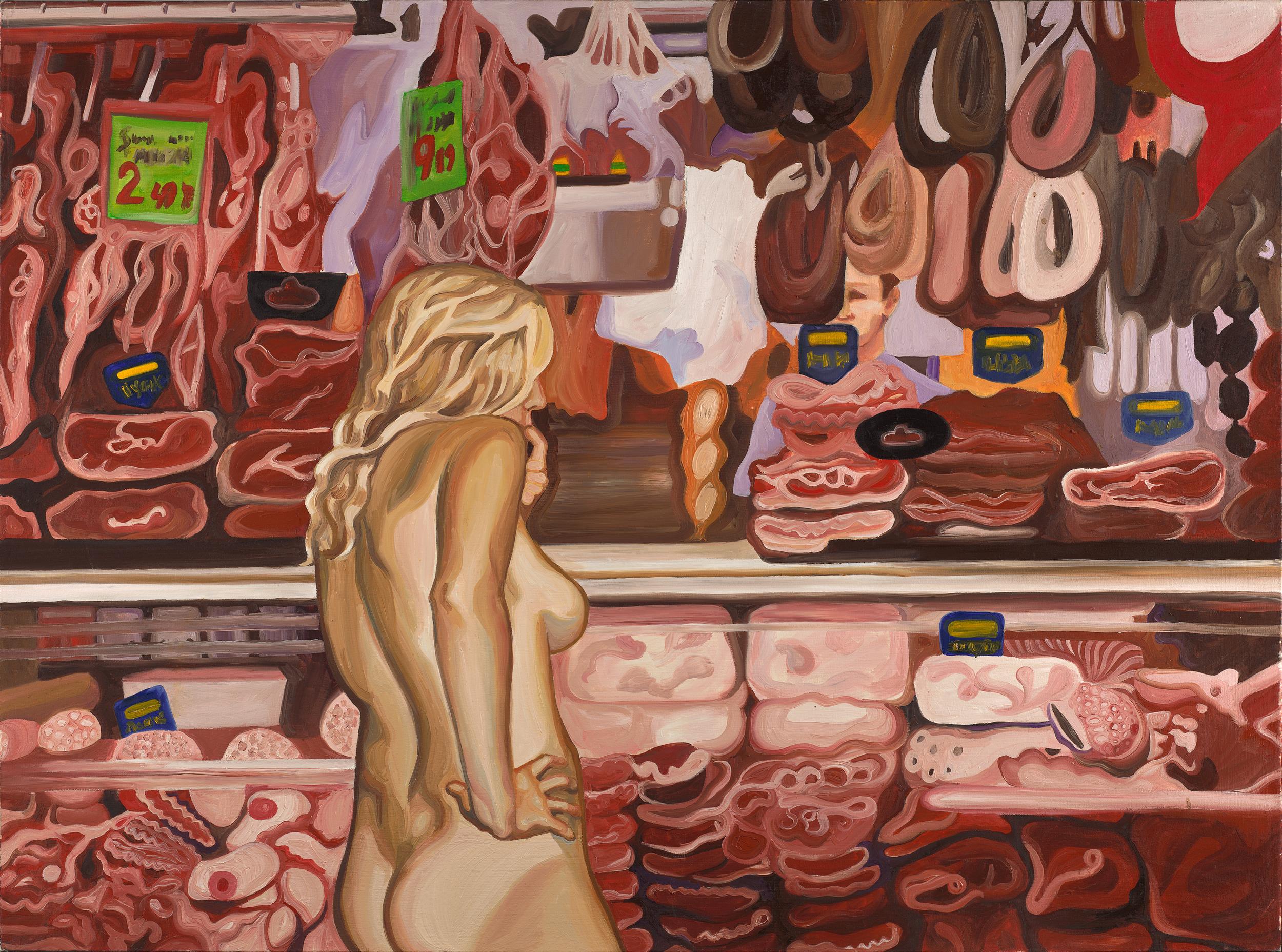 """""""Meat Market"""""""