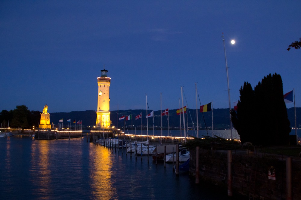 LAKE CONSTANCE (BODENSEE)
