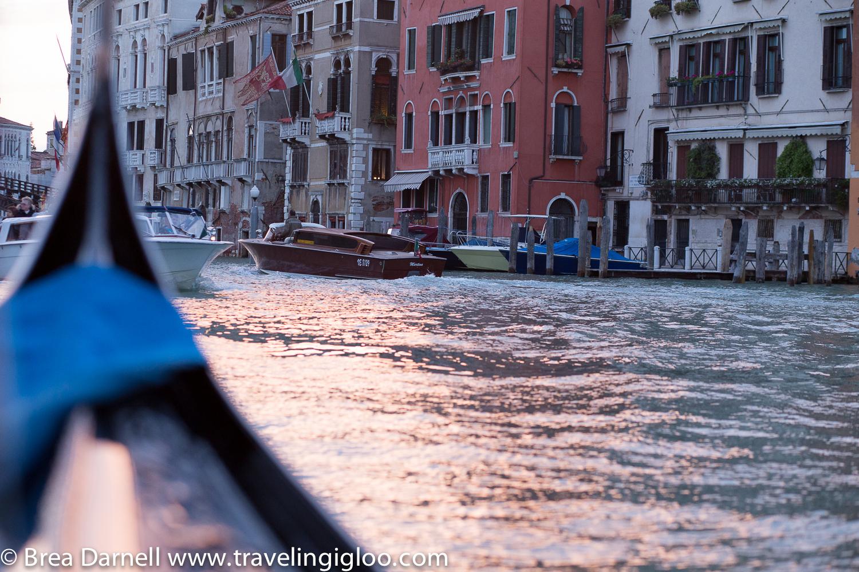 Traveling Igloo - Venice, Italy