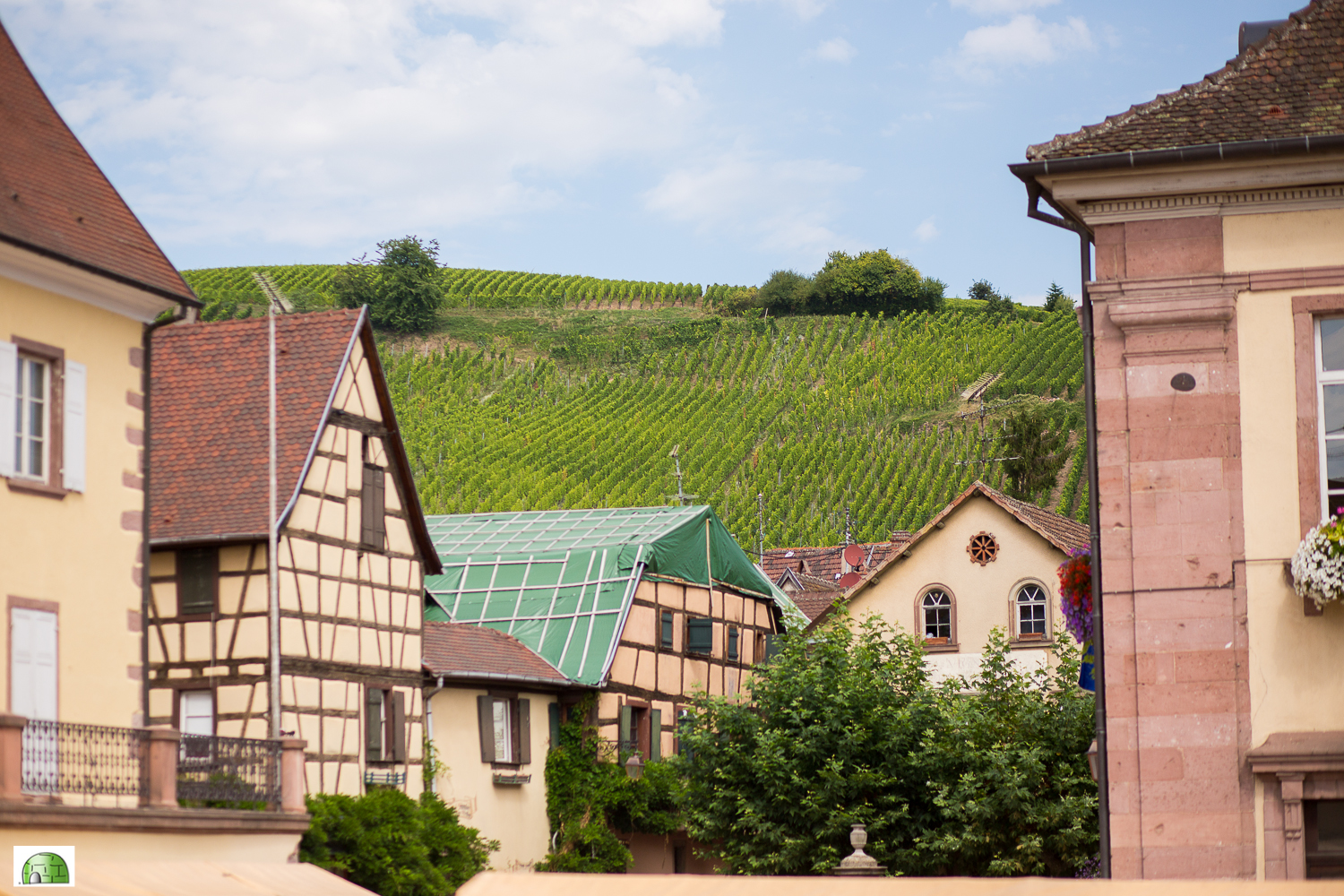 Riquewihr, France | Traveling Igloo