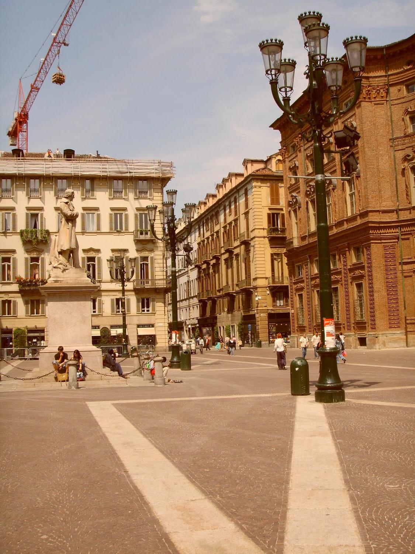 Turin, Italy - Traveling Igloo
