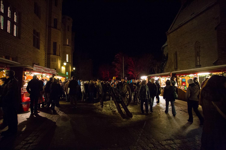 traveling igloo | Hohenzollern Castle Christmas Market