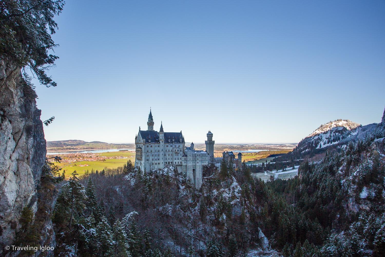 Schloss Neuschwanstein | Traveling Igloo