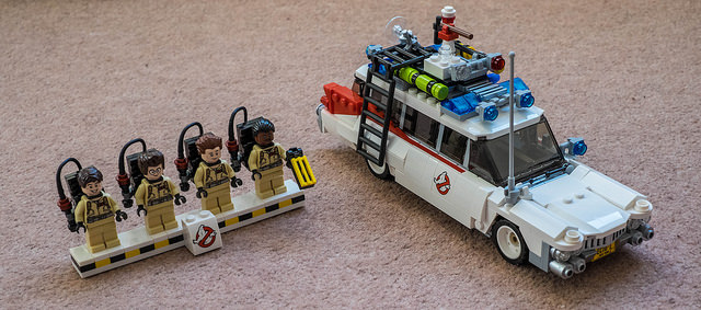 Who are you gonna call indeed...