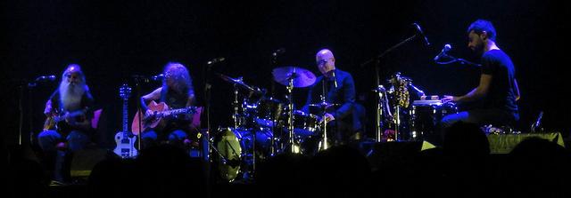 An Amazing Backing band