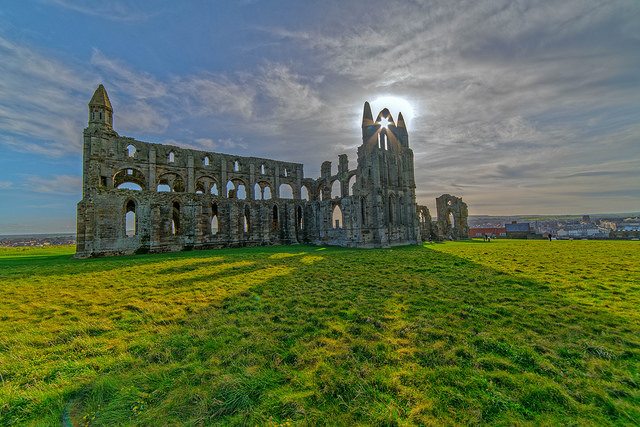Whitby Abbey looking good