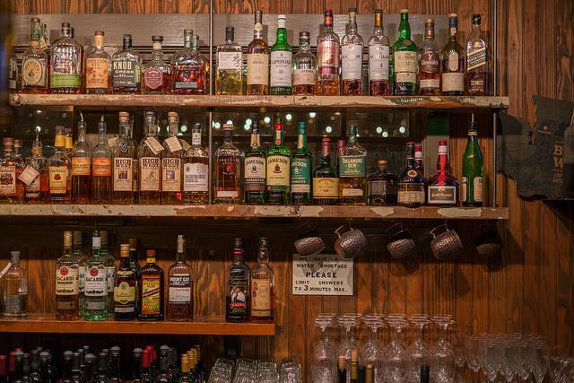 Fancy a whiskey?