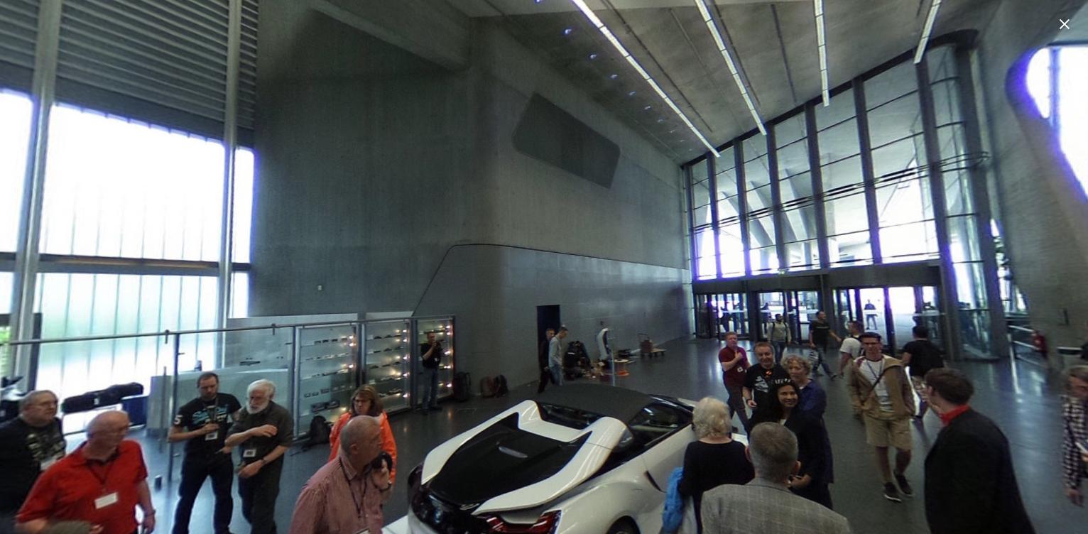 BMW Factory Tour >> Bmw I3 Factory Tour Robmiles Com
