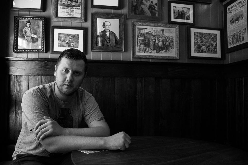 Jack McGarry - Dead Rabbit -  Brooklyn Magazine