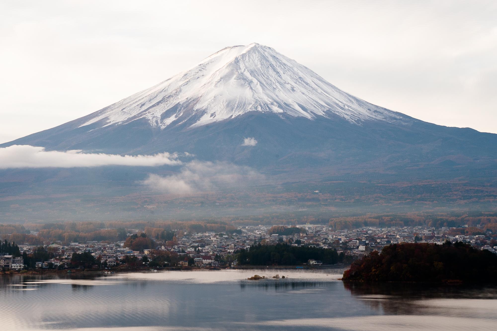 Mt Fuji & Lake Kawaguchi, Yamanashi Prefecture, Japan -  Huck Magazine