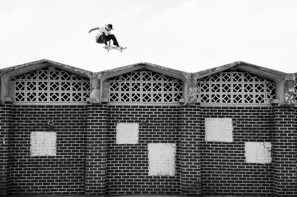 Dave Caddo - Ollie - Brooklyn - Transworld Skateboarding / Politic Skateboards