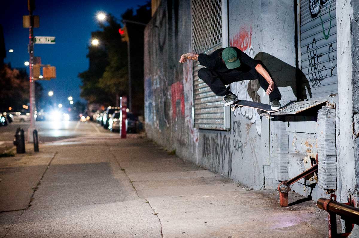 James Sayres - Crooked Grind - Brooklyn -  ESPN