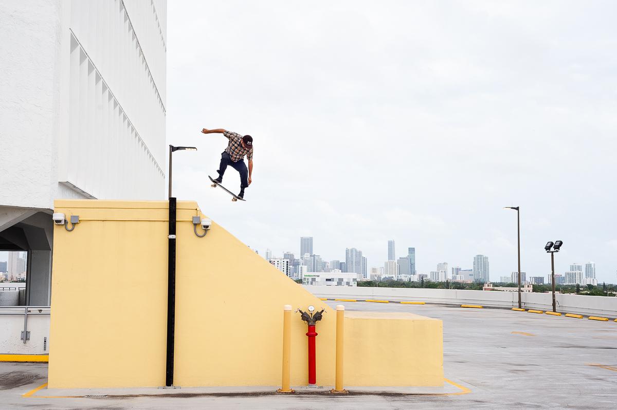 Lazaro Reyes - Ollie - Miami