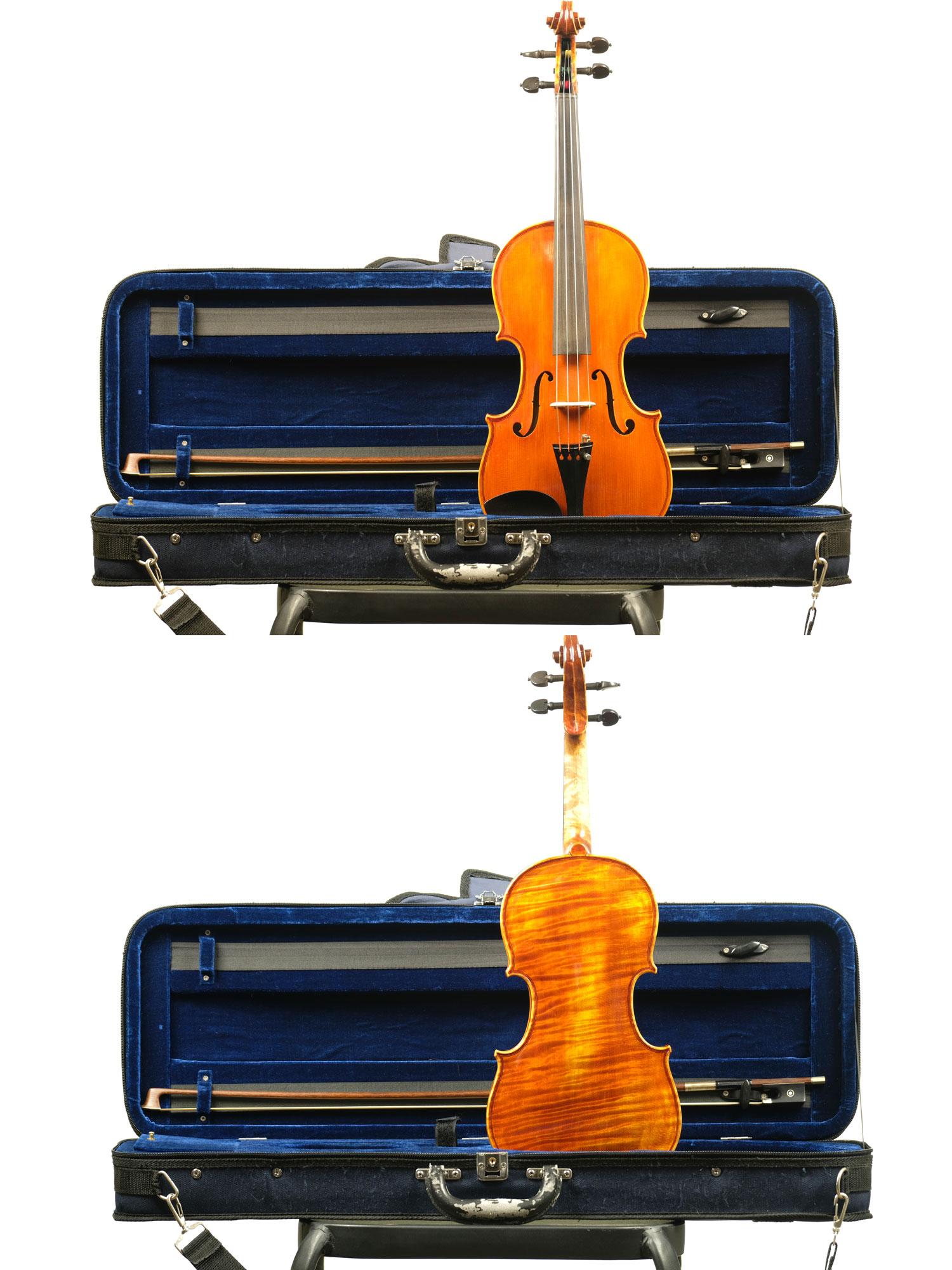 4/4 Honge family violin