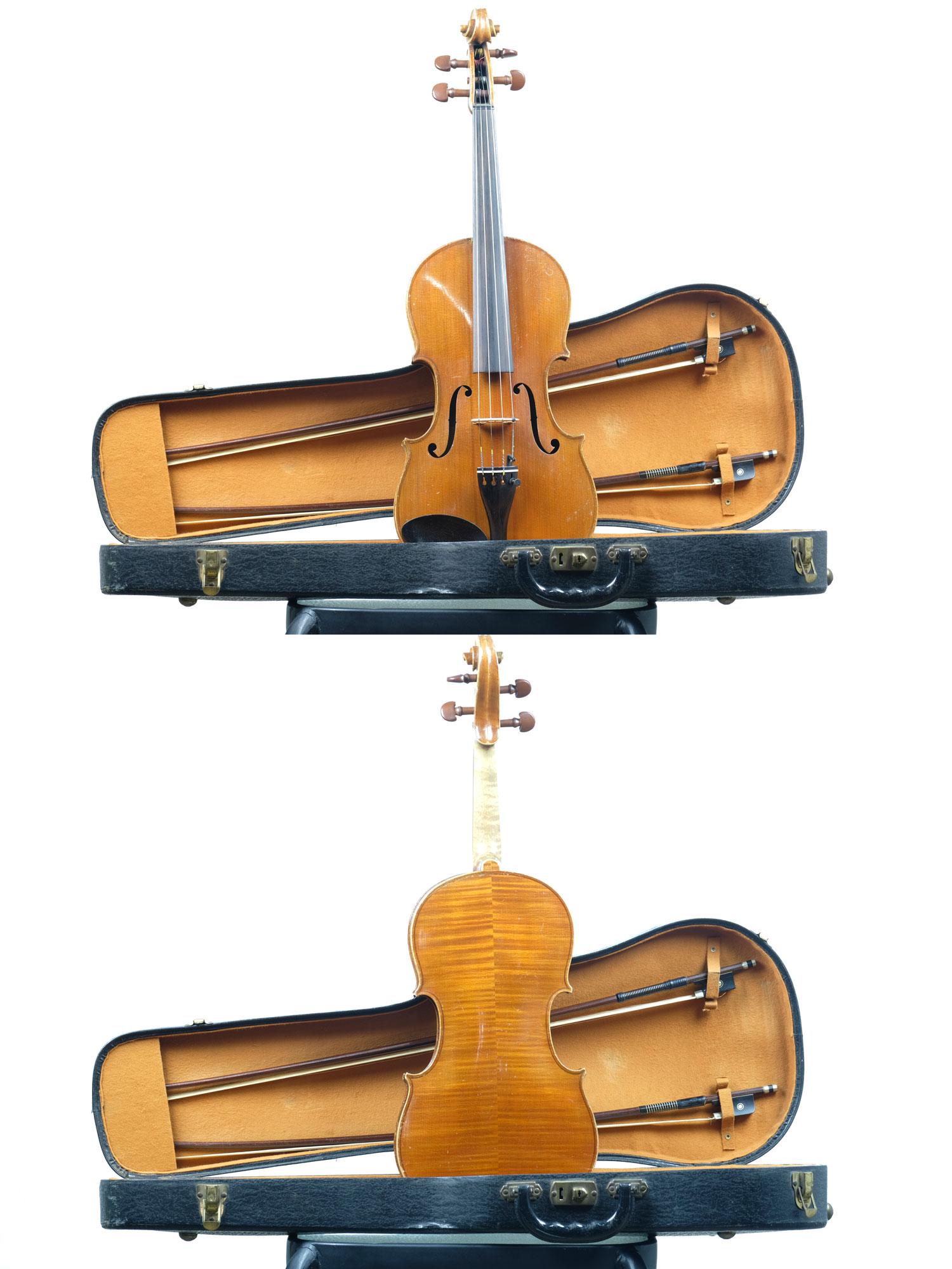 15 inch German viola