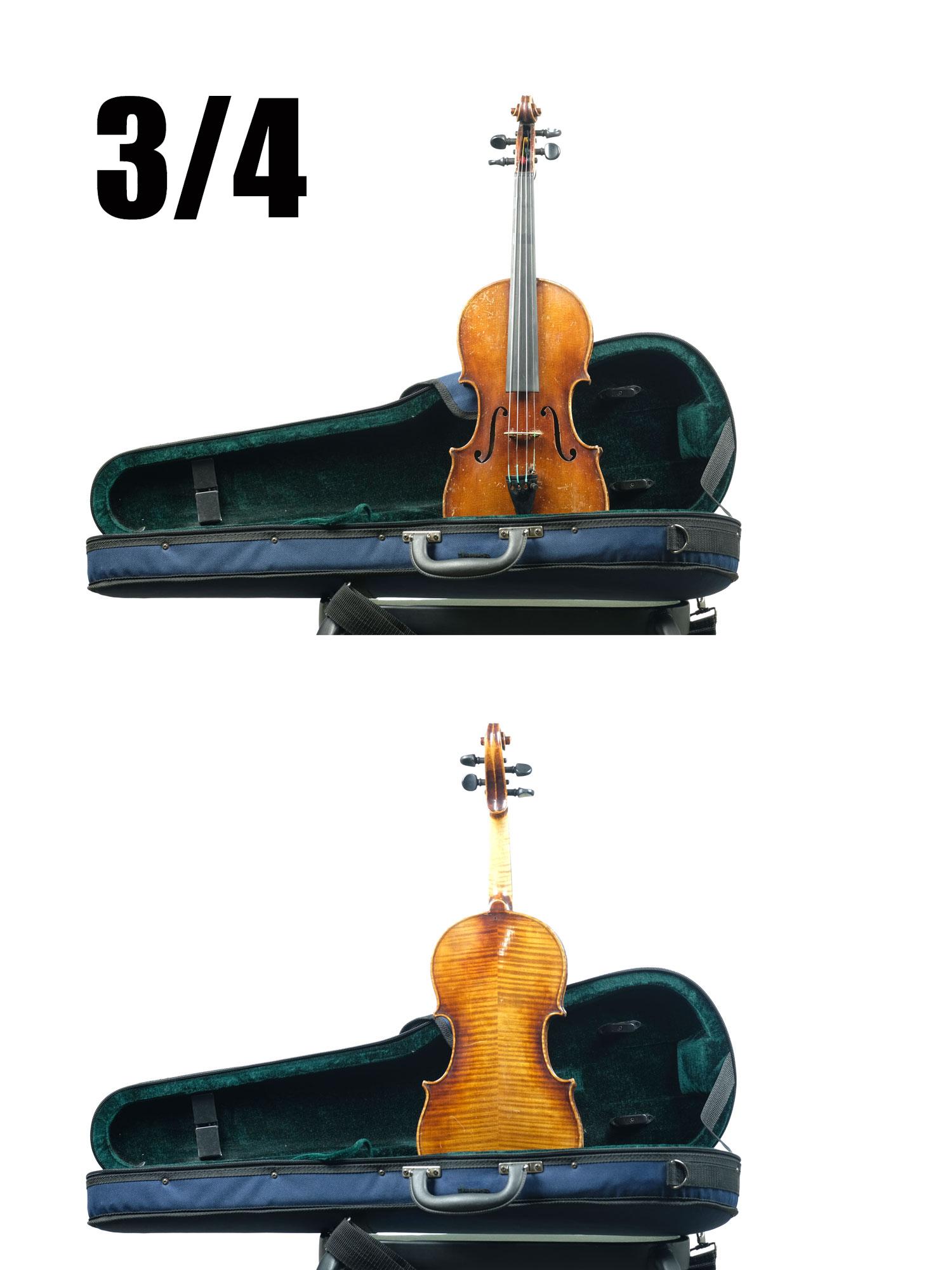 ¾ Violin by Hermann Lovendal