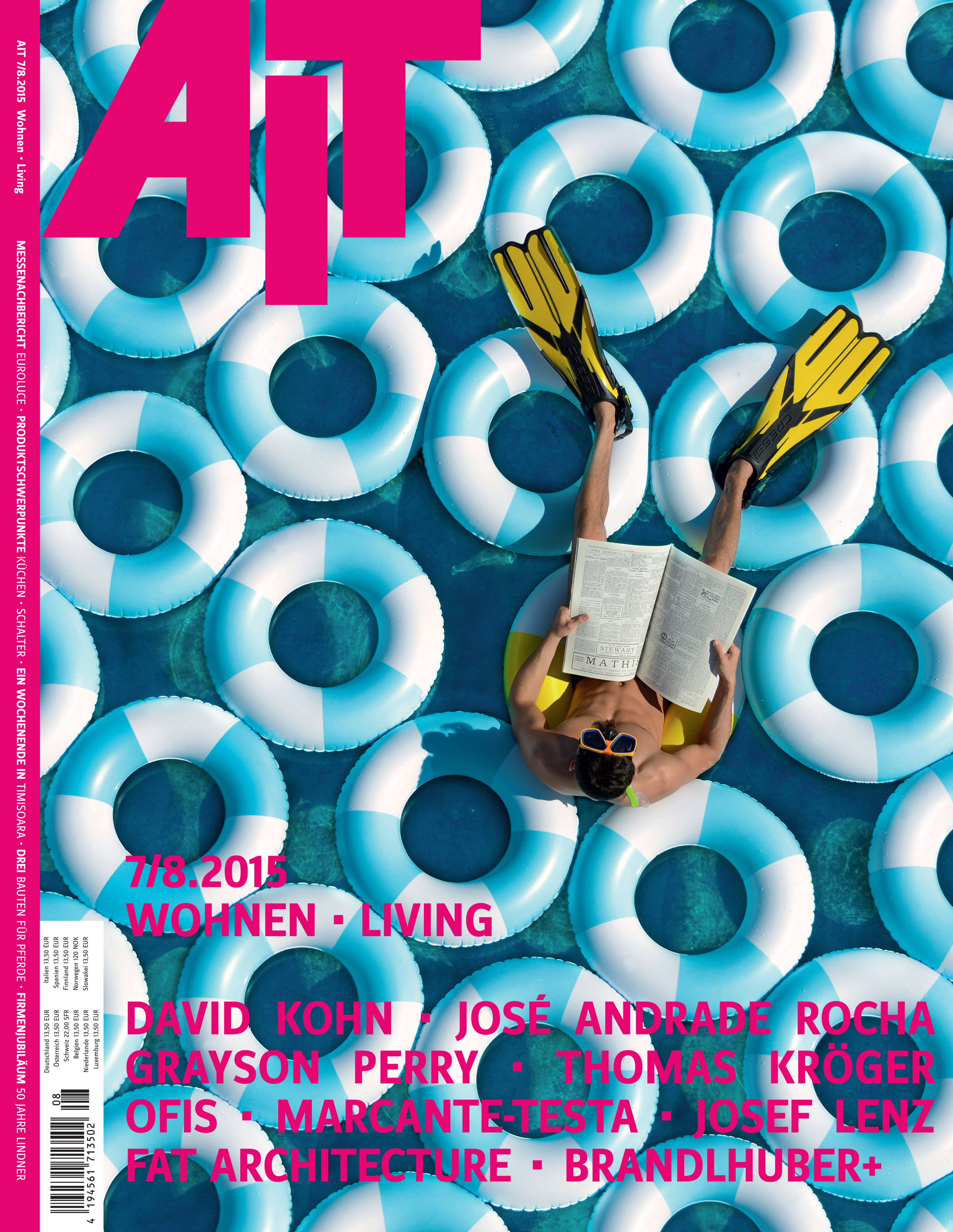 Fachmagazin AIT 7/8 2015