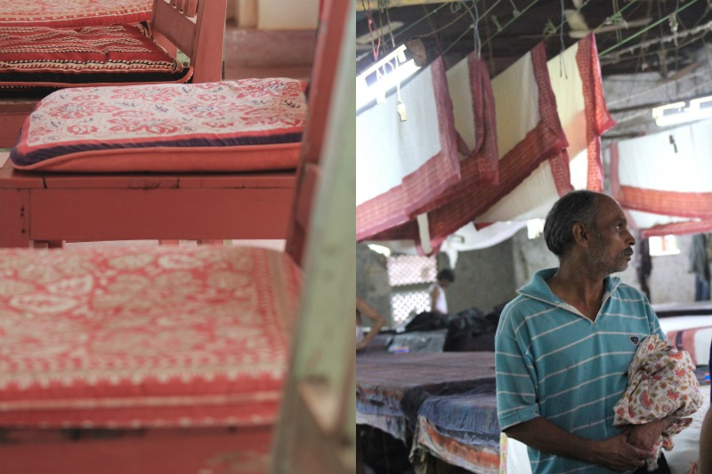 Ninder and the block printing factory of Soma