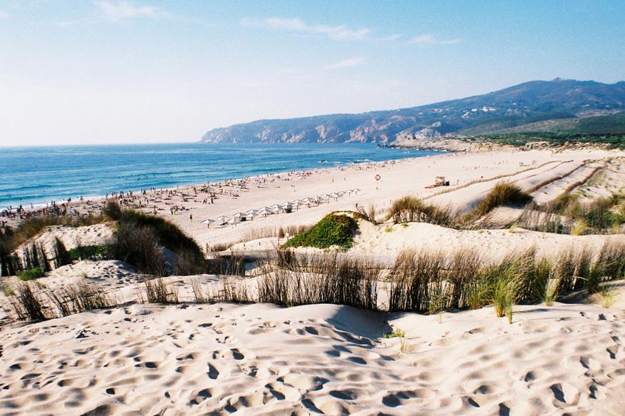 Praia do Guincho — Guincho Beach, 5 km from the town of Cascais