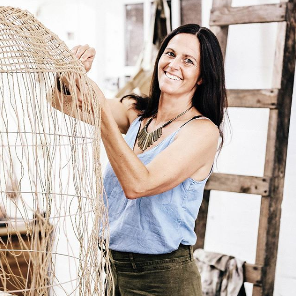 BASKET WEAVING WITH HARRIET GOOGDALL - MODERN BASKET WEAVING WITH HARRIET GOODALL