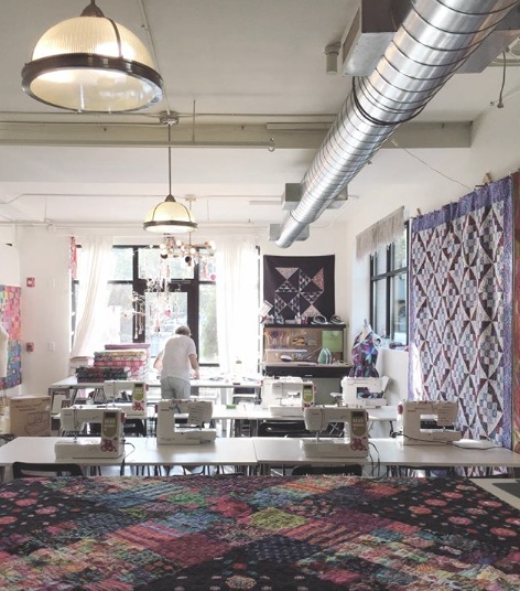 Craft South Sewing Room