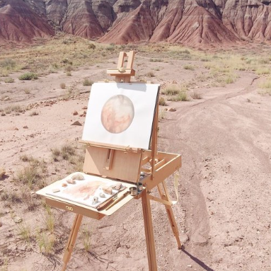 ABIQUIU,NEW MEXICO - WATERCOLOUR PAINTING + PIGMENT MAKING WORKSHOP IN NEW MEXICO MAY 1 - 6, 2019SOLD OUT