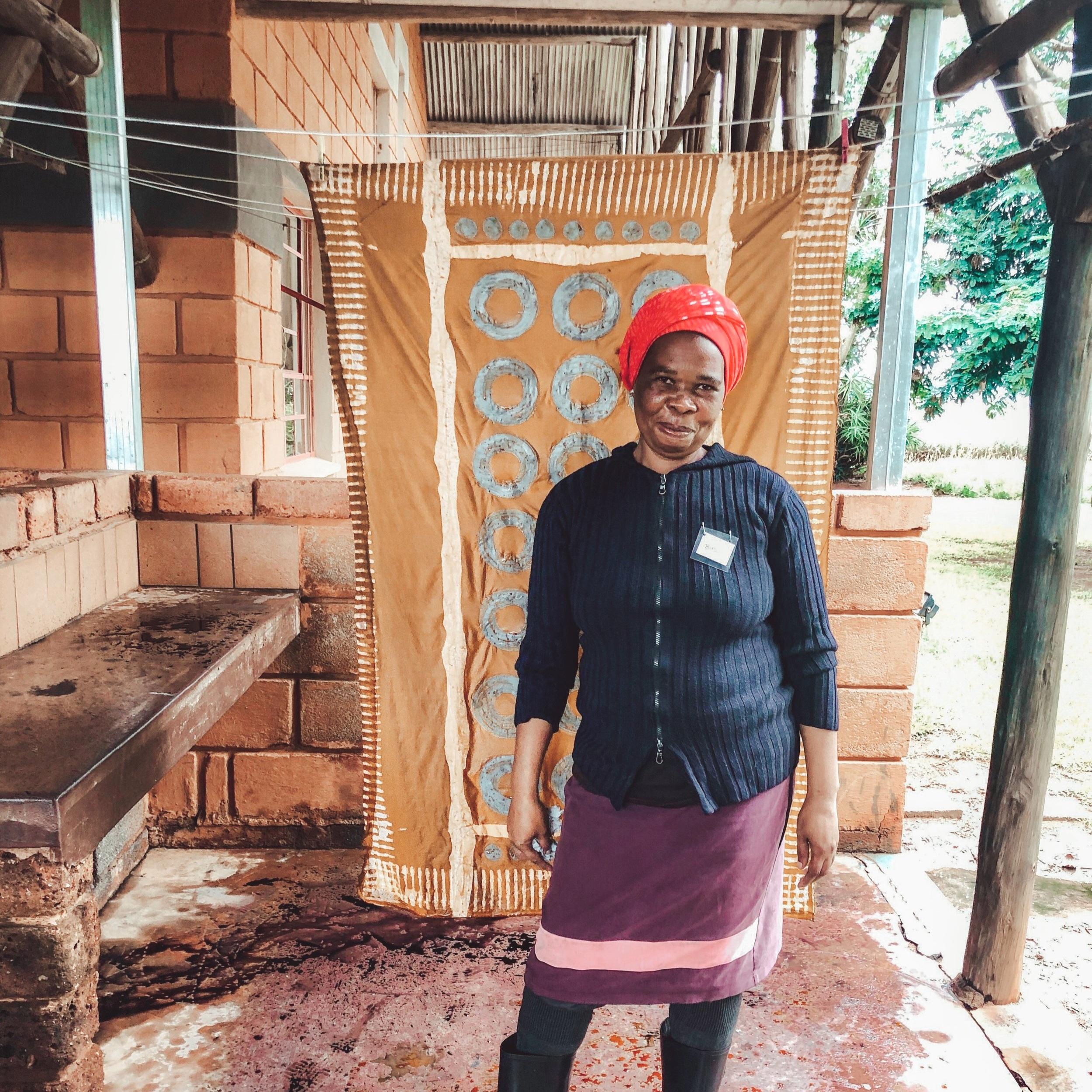SOUTH AFRICA + SWAZILAND - BATIK + WEAVING WORKSHOPS + SAFARI IN KRUGER PARK APRIL 2019SOLD OUT