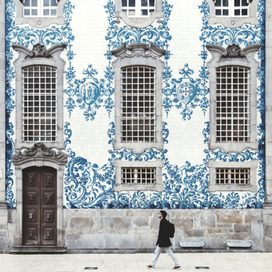 PORTO, PORTUGAL - THE ART OF PORTUGUESE CERAMIC TILES WITH HEATHER MOORE JUNE 2019SOLD OUT