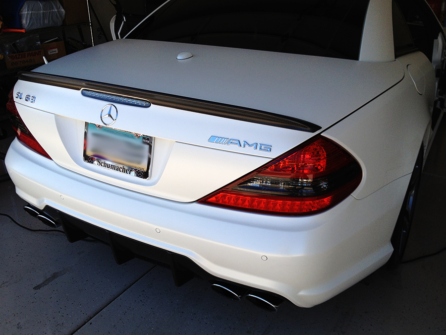 mercedes benz sl63 iwc edition rear shot.png