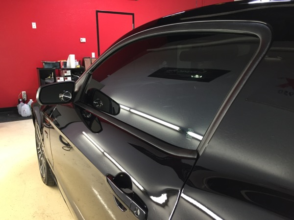 After: 5% window film
