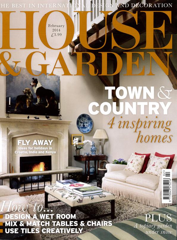 House & Garden février 2014