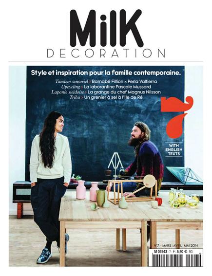 Milk mars 2014
