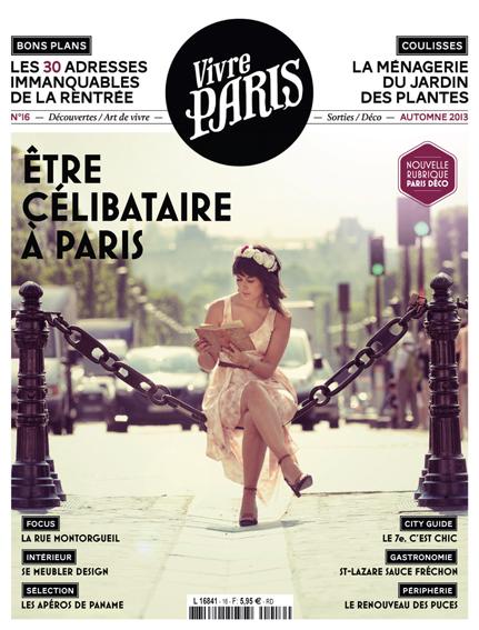Vivre Paris octobre 2013