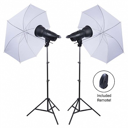 https://www.interfitphoto.com/product/studio-essentials-200ws-two-light-umbrella-kit  $199.99