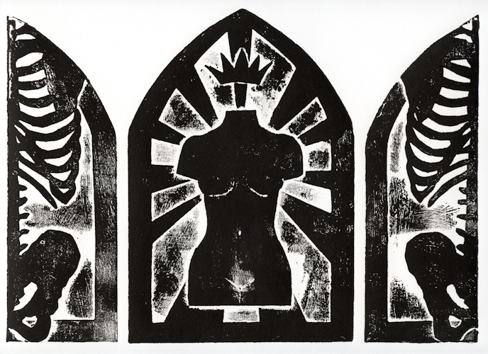 The Theotokos Triptych