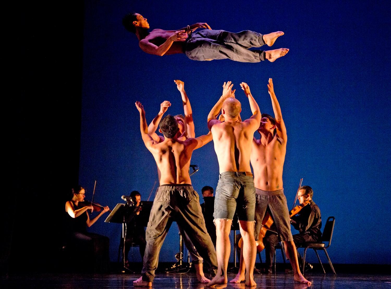 With Art of Elan and Malashock Dance
