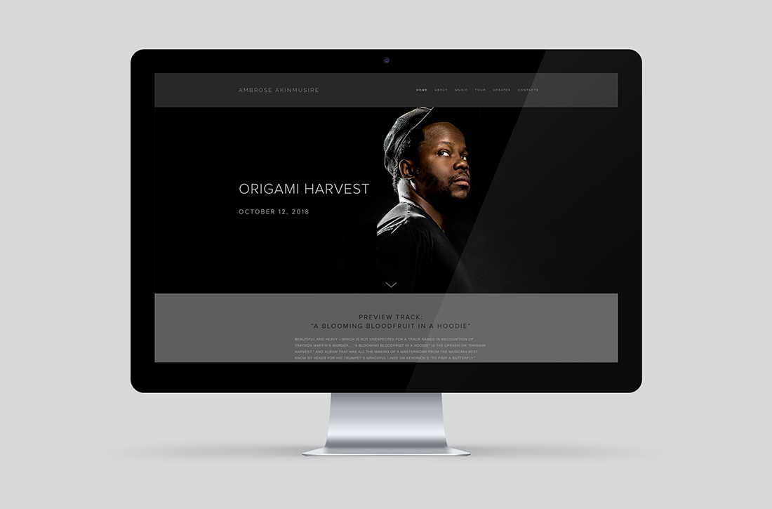 Designsite Helps GRAMMY-Winning Musicians With Exceptional Website Design and Digital Marketing Strategies