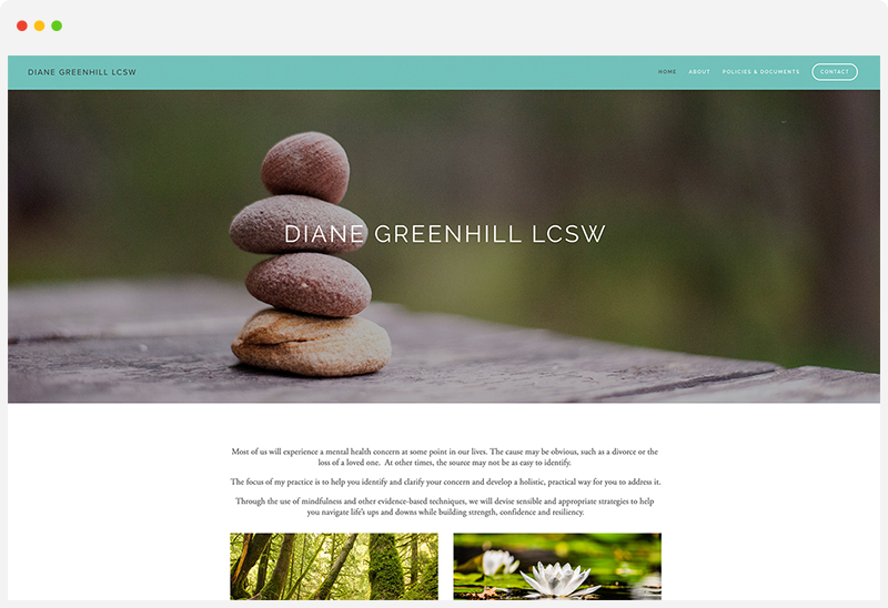Diane Greenhill LCSW -