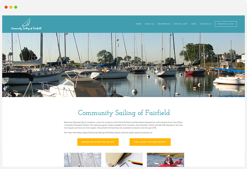 Community Sailing of Fairfield -
