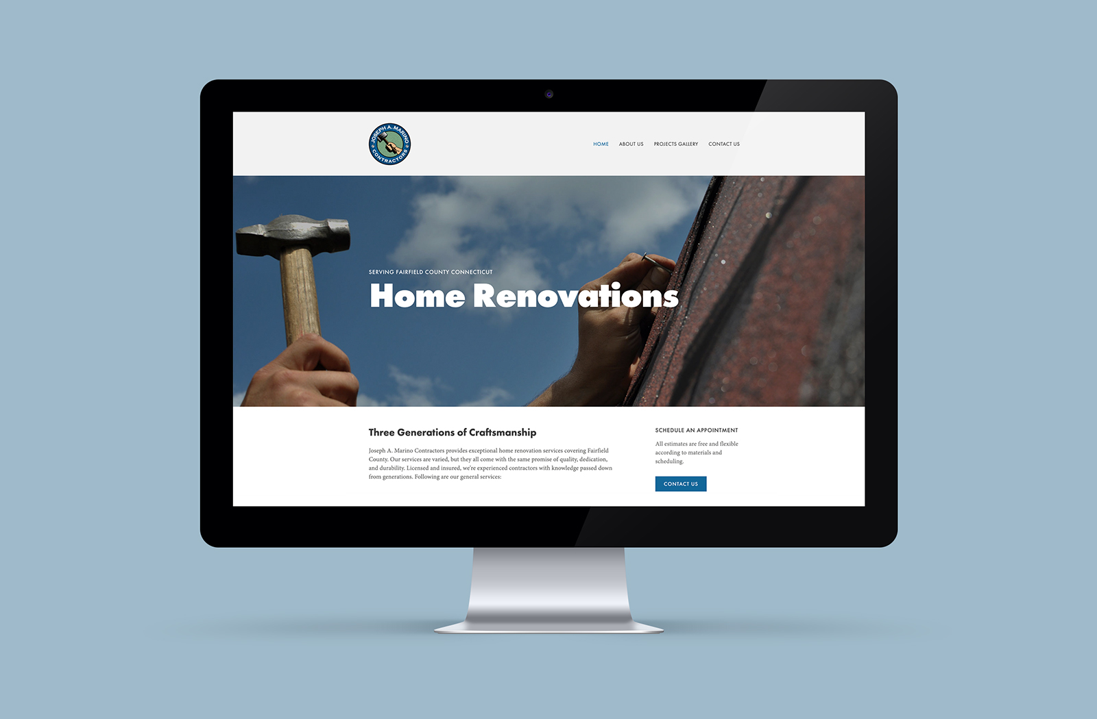Designsite's Latest Small Business Websites Showcase Fairfield County Professionals